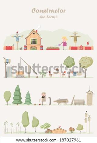 vector constructor   eco village