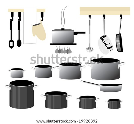 Vector Cooking Collection is original artwork.