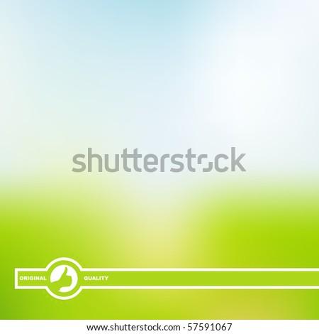 Vector creative background
