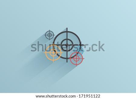 vector creative flat ui icon