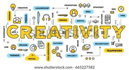 vector creative illustration of