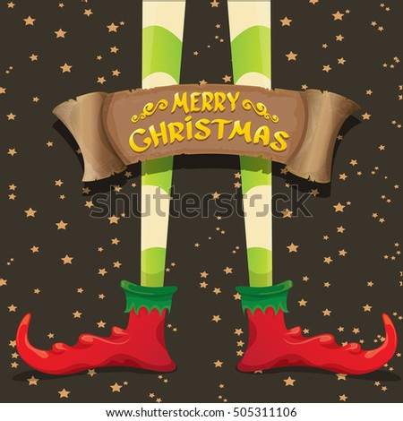 vector creative merry christmas
