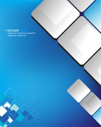 vector cubes layout