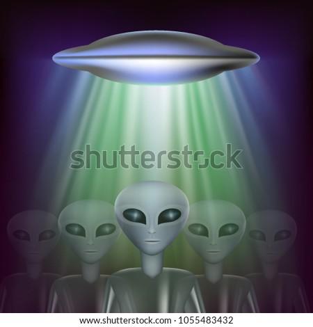 vector  3d aliens  aliens from
