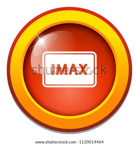 vector 3d cinema ticket - theater illustration movie sign symbol