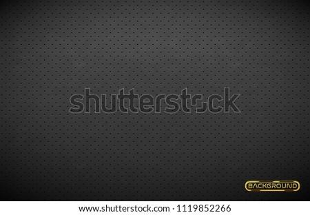 vector dark gray perforated
