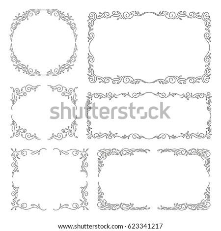 vector decorative elements