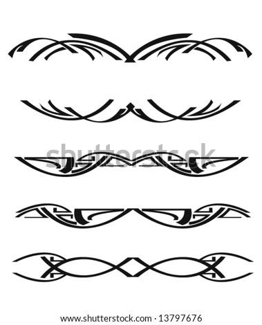 Vector design elements 34