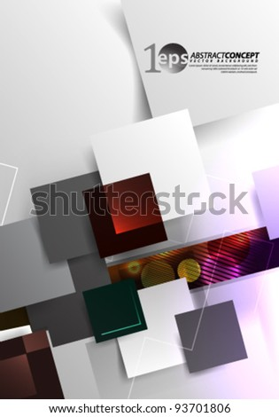 vector design   eps10 abstract