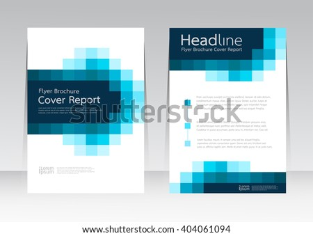 vector design for cover report