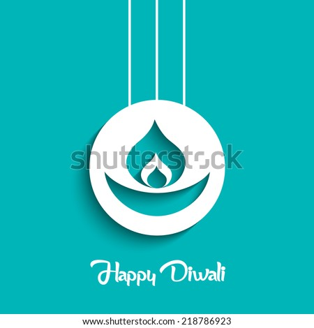 vector design for diwali