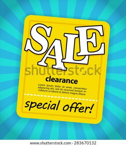 Sales Banner Design Sale Label Design Sample Sale