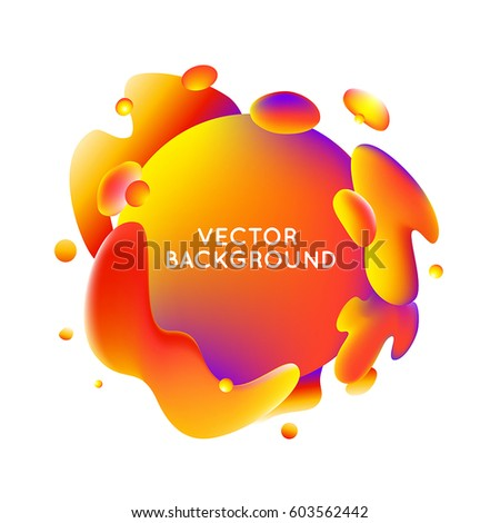 vector design template and