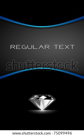 Vector Diamond Design