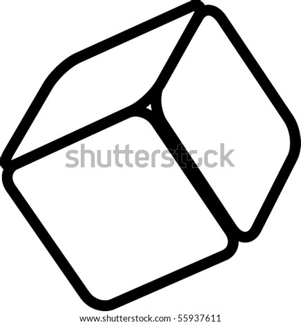 vector dice for creative image montage