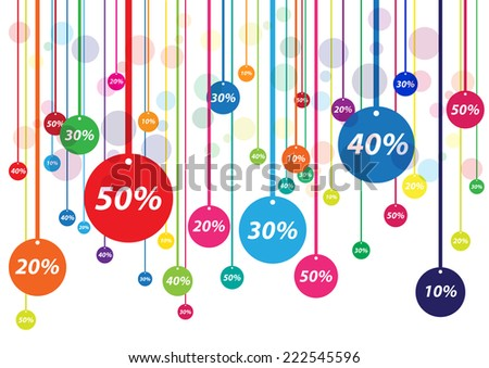 Vector discounts cover