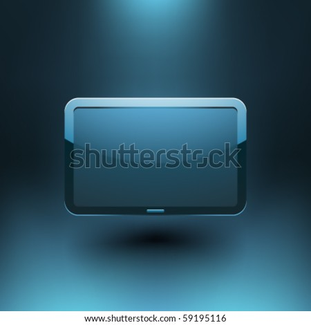 Vector Display Screen