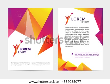 vector document  letter or logo
