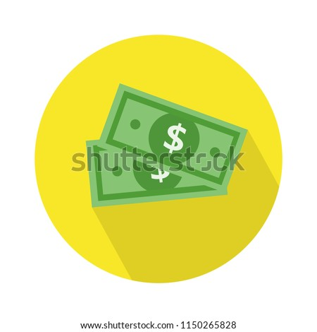 vector dollar sign  money