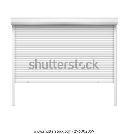 vector door with rolling