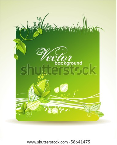 vector eco design