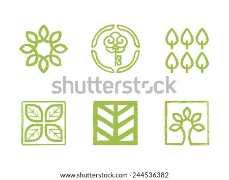 Vector Ecology logo templates