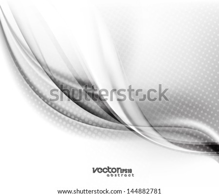 vector elegant wave background