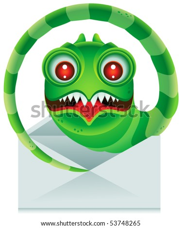 Vector Email Worm