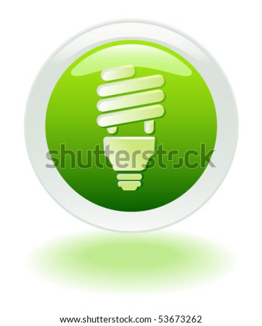 VECTOR Energy Savings web button/icon