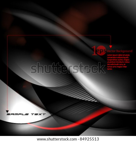 Vector- eps10 Abstract Background