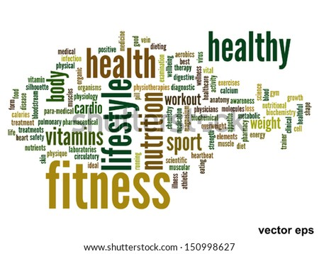 conceptual abstract word fitness - photo #28