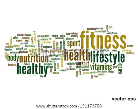 conceptual abstract word fitness - photo #17