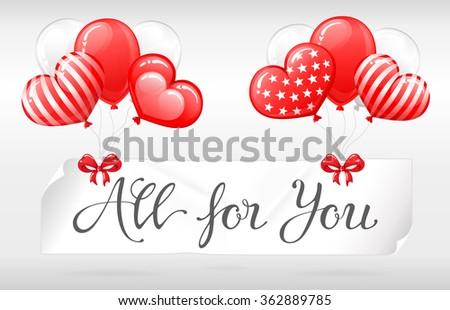 heart balloon vector - download free vector art, stock graphics, Ideas