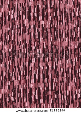 Vector eps8 pink mottled camouflage type seamless background texture.