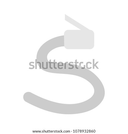 vector ethernet Cable illustration - network connection jack, socket symbol isolated Сток-фото ©