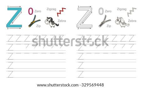 Free Worksheets » Handwriting Tracing Worksheets - Free Printable ...