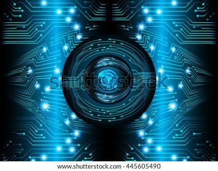 vector eyeball future