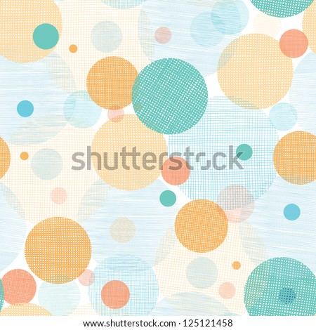 vector fabric circles abstract