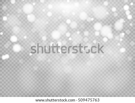 stock-vector-vector-falling-snow-effect-isolated-on-transparent-background-with-blurred-bokeh