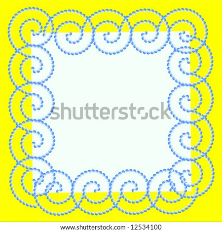 fancy border clip art. Vector Fancy Border Frame