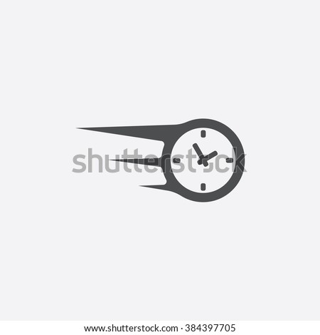 Vector fast time Icon