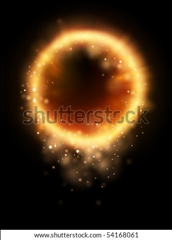 vector fire ring