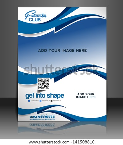 vector fitness center brochure