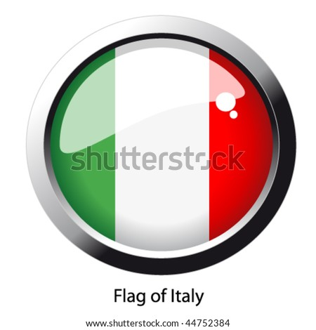 Vector flag of Italy