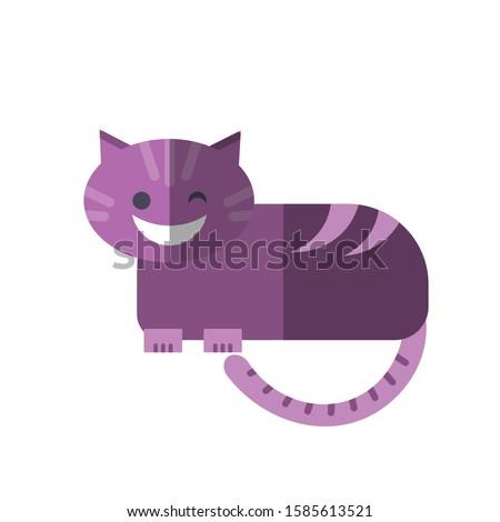 vector flat illustration of
