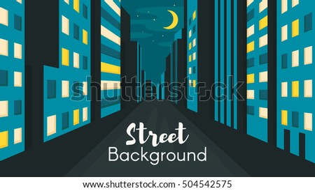 vector flat style illustration