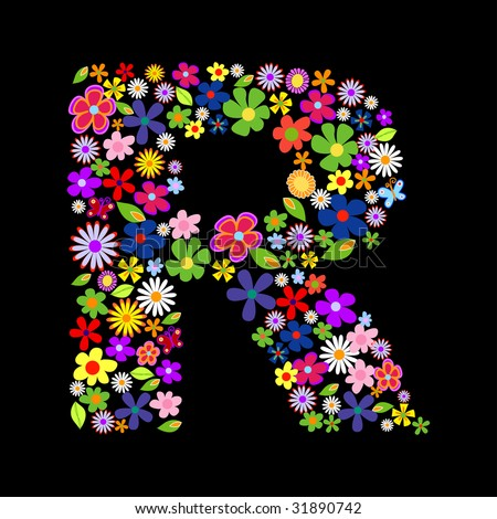 http://image.shutterstock.com/display_pic_with_logo/71343/71343,1244708212,4/stock-vector-vector-flower-font-letter-r-31890742.jpg