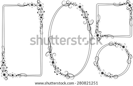 stock-vector-vector-flowers-with-frame