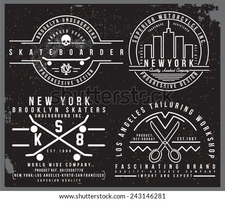 vector for tee graphic