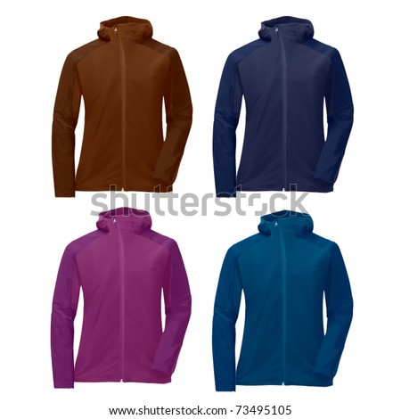 vector four hoodie jackets